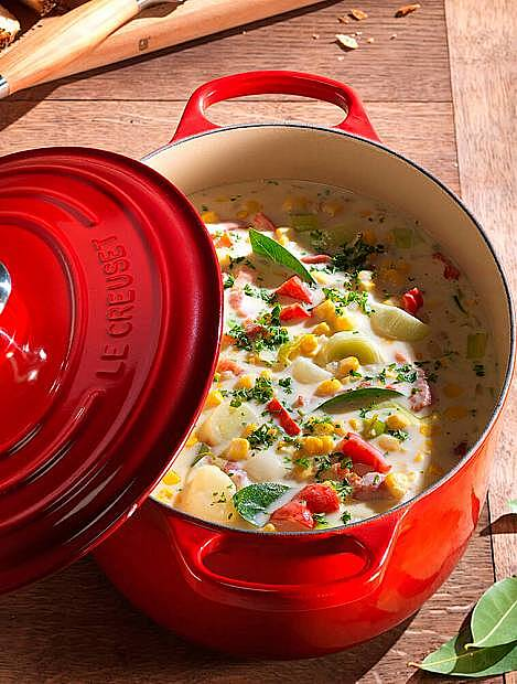 Red от Le Creuset