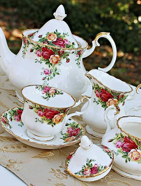 Коллекция Old Country Roses от Royal Albert фотография 8539